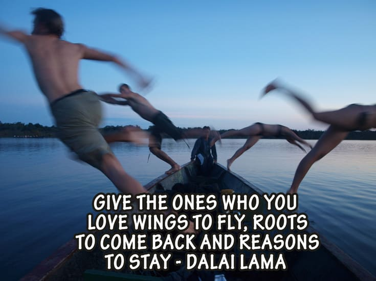 love wings dalai lama